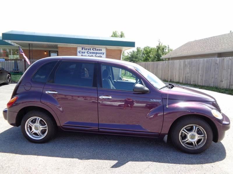 2004 Chrysler PT Cruiser Base 4dr Wagon - Indianapolis IN