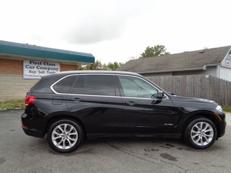 2015 BMW X5 AWD xDrive35d 4dr SUV - Indianapolis IN