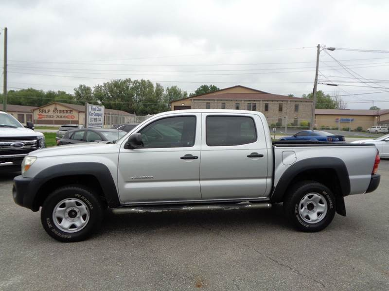 2007 Toyota Tacoma PreRunner V6 4dr Double Cab 5.0 ft. SB (4L 5A) - Indianapolis IN