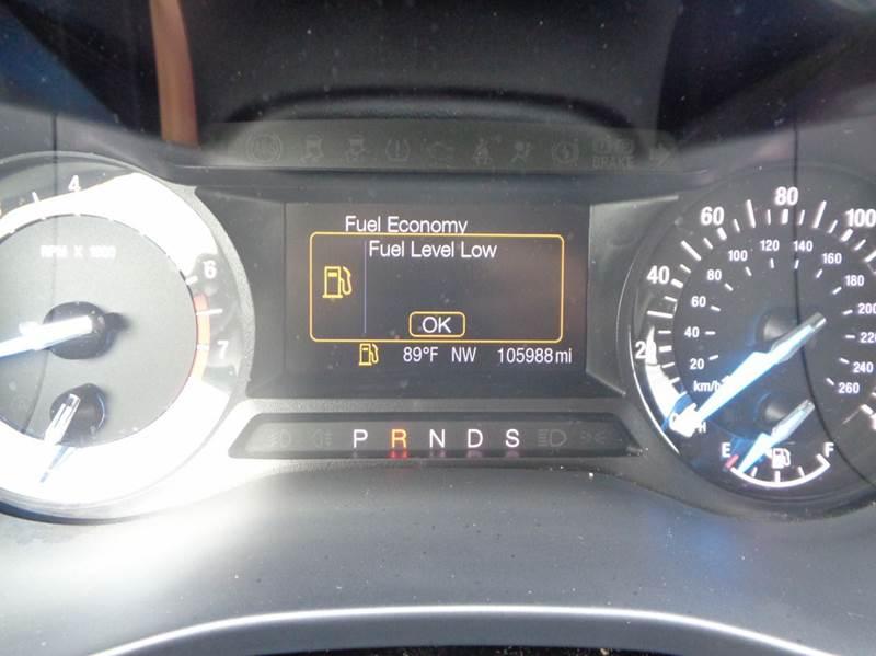 2016 Ford Fusion SE 4dr Sedan - Indianapolis IN