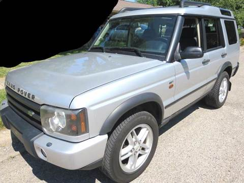 2004 Land Rover Discovery for sale in Indianapolis, IN