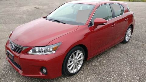 2011 Lexus CT 200h for sale in Indianapolis, IN