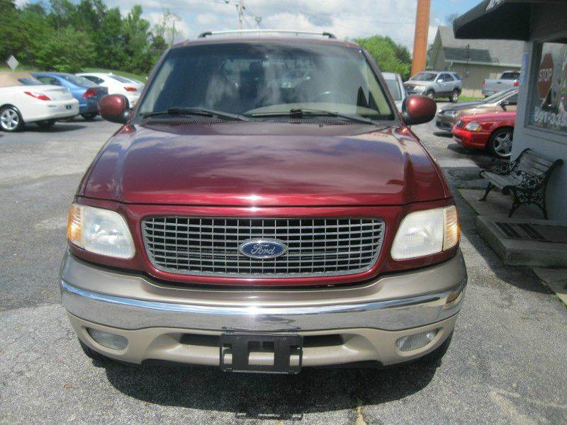 2001 Ford Expedition Eddie Bauer 2WD 4dr SUV - Knoxville TN