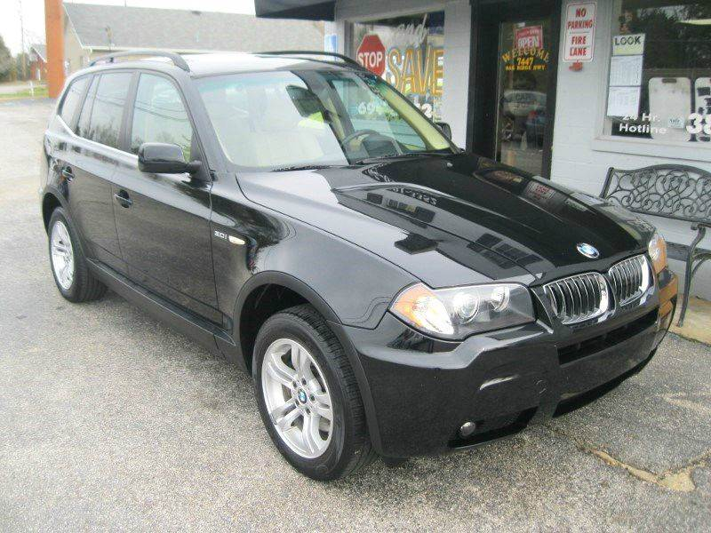 2006 BMW X3 AWD 3.0i 4dr SUV - Knoxville TN