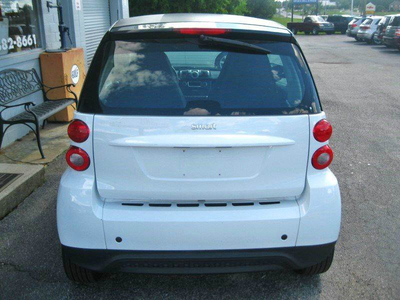 2014 Smart fortwo pure 2dr Hatchback - Knoxville TN