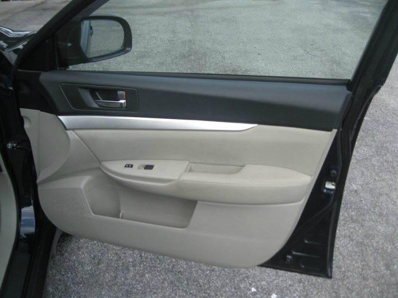 2012 Subaru Outback 2.5i Premium AWD 4dr Wagon CVT - Knoxville TN
