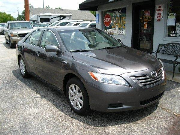 toyota camry hybrid for sale in knoxville tn. Black Bedroom Furniture Sets. Home Design Ideas