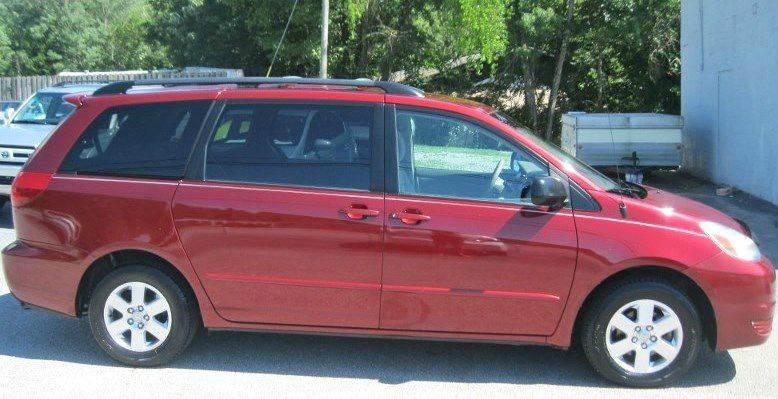 2005 Toyota Sienna LE 7-Passenger 4dr Mini-Van - Knoxville TN