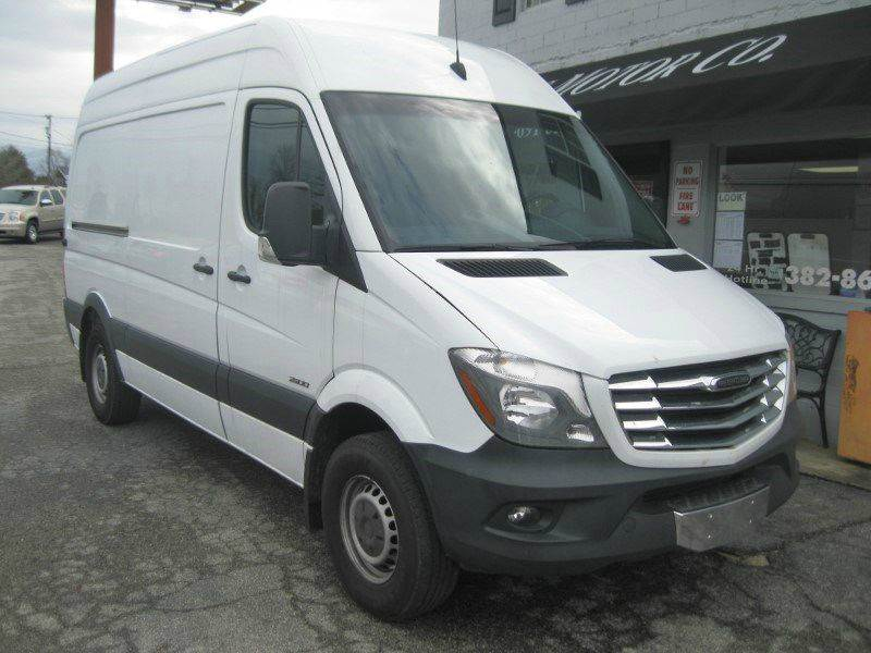 2014 freightliner sprinter 2500 144 inch wb in knoxville