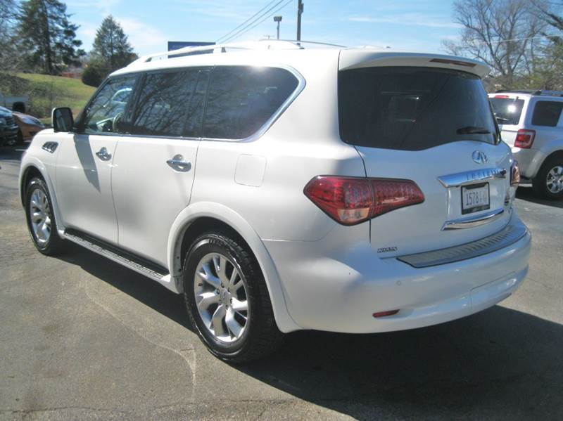 2011 Infiniti QX56 4x2 4dr SUV - Knoxville TN