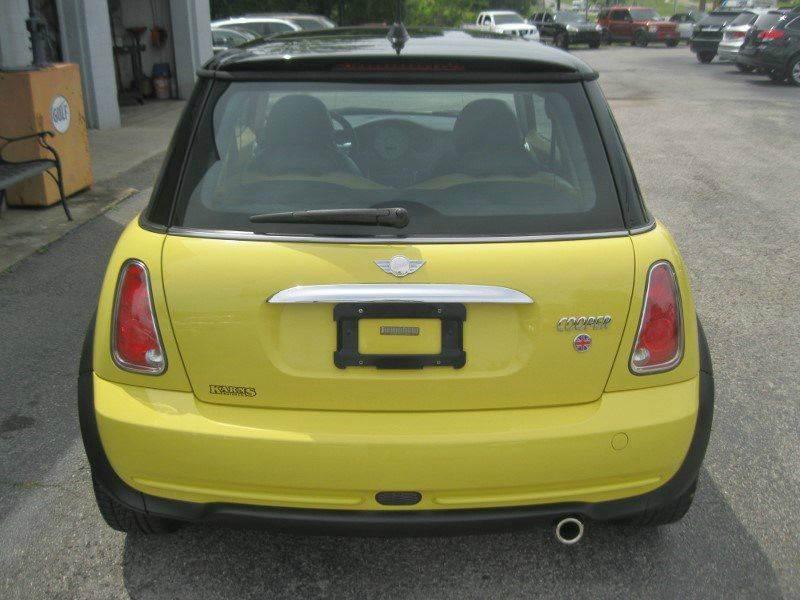 2006 MINI Cooper 2dr Hatchback - Knoxville TN