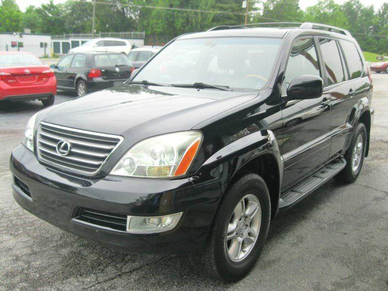 2005 Lexus GX 470 Base 4WD 4dr SUV - Knoxville TN