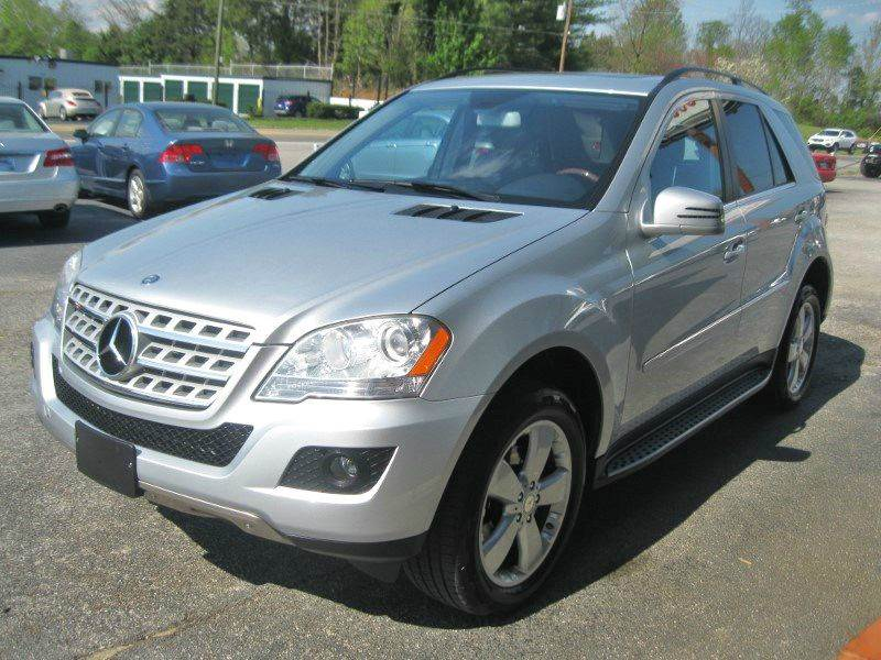 2011 Mercedes-Benz M-Class ML 350 4dr SUV - Knoxville TN