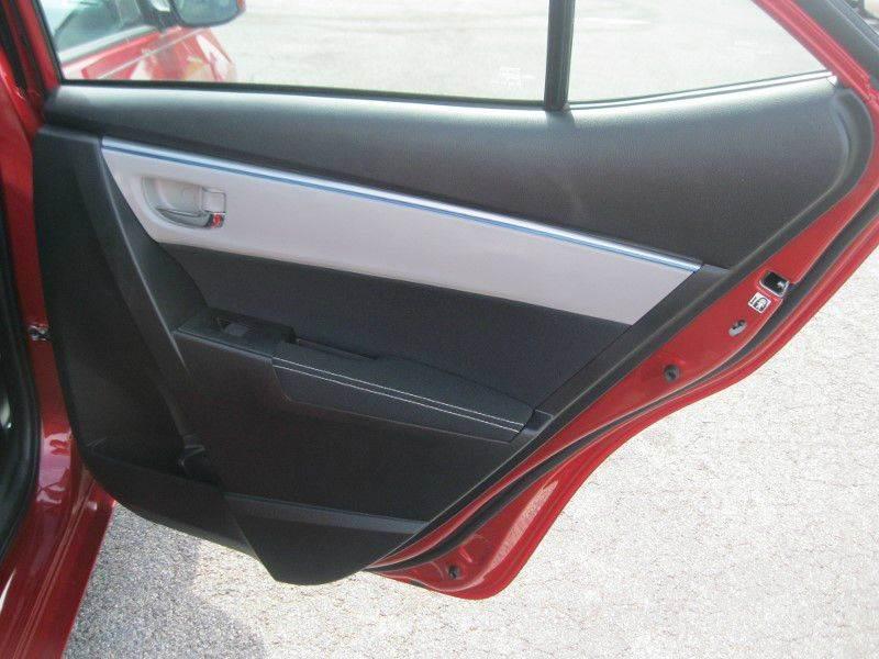 2016 Toyota Corolla LE 4dr Sedan - Knoxville TN