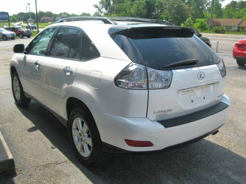 2009 Lexus RX 350 AWD 4dr SUV - Knoxville TN