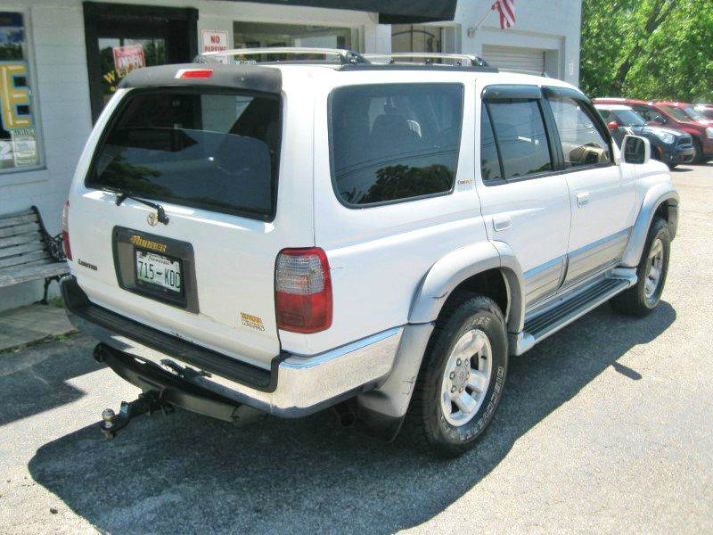 1997 Toyota 4Runner 4dr Limited 4WD SUV - Knoxville TN
