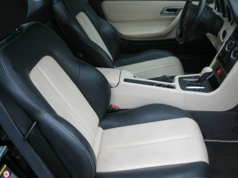 2001 Mercedes-Benz SLK SLK 230 Kompressor 2dr Convertible - Knoxville TN