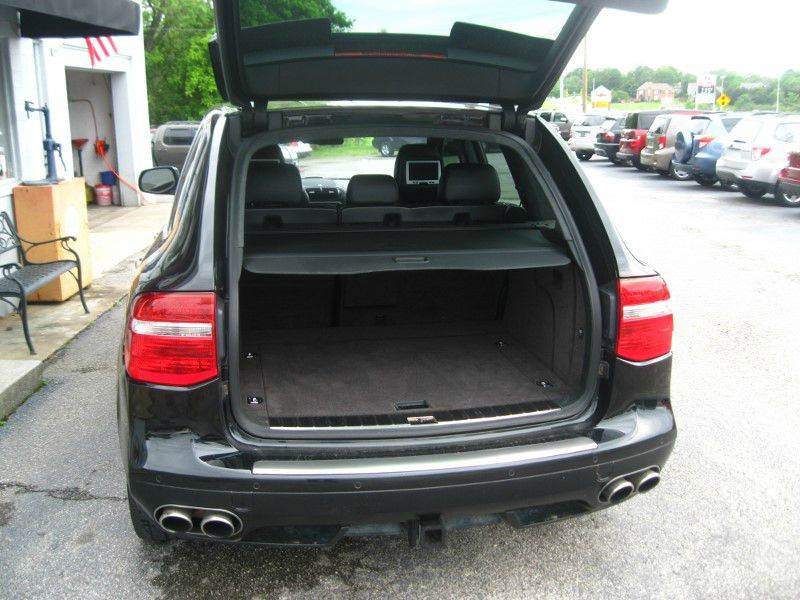 2008 Porsche Cayenne AWD Turbo 4dr SUV - Knoxville TN