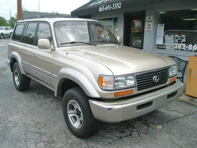 1997 Lexus LX 450 4dr 4WD SUV - Knoxville TN