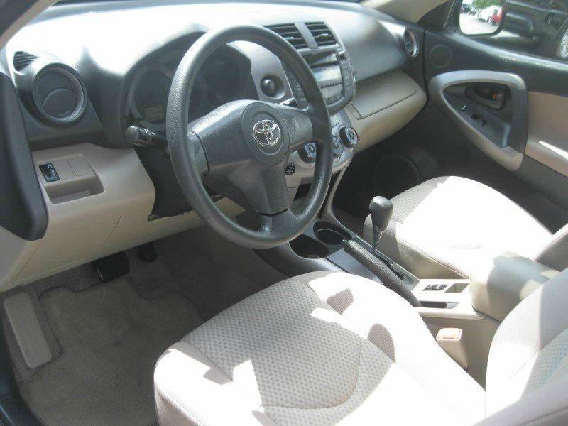 2008 Toyota RAV4 4dr SUV - Knoxville TN