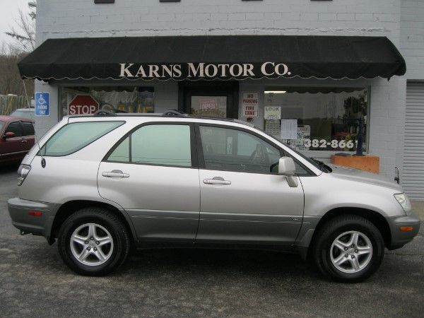 Used 2002 Lexus Rx 300 Awd In Knoxville Tn At Karns Motor