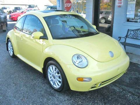 2004 Volkswagen New Beetle for sale in Knoxville, TN
