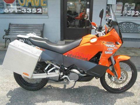 2008 KTM Adventure