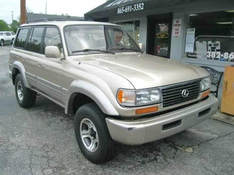 1997 Lexus LX 450