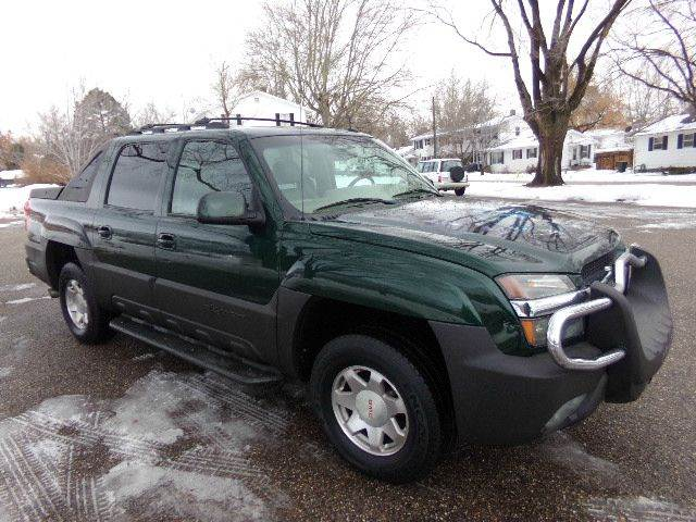 2003 chevrolet avalanche 4dr 1500 4wd crew cab sb in ogden ut drive n buy auto sales. Black Bedroom Furniture Sets. Home Design Ideas
