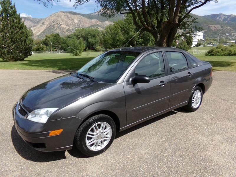 2007 ford focus zx4 s 4dr sedan in ogden ut drive n buy. Black Bedroom Furniture Sets. Home Design Ideas