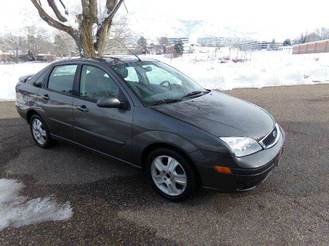 2005 ford focus zx4 st 4dr sedan in ogden ut drive n buy. Black Bedroom Furniture Sets. Home Design Ideas