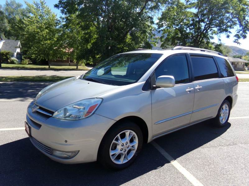 2004 toyota sienna xle limited 7 passenger awd 4dr mini van in ogden ut drive n buy auto sales. Black Bedroom Furniture Sets. Home Design Ideas