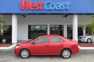 2009 Toyota Corolla for sale in Pinellas Park, FL