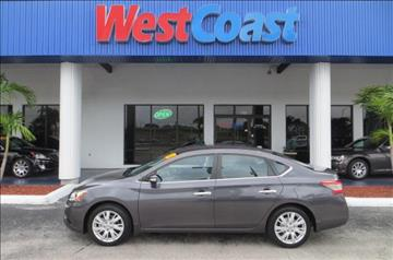 2013 Nissan Sentra for sale in Pinellas Park, FL