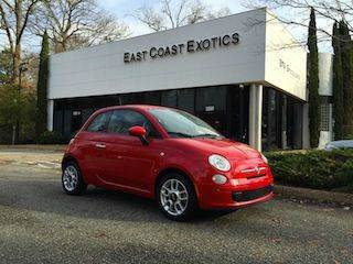 2014 FIAT 500 for sale in Yorktown, VA
