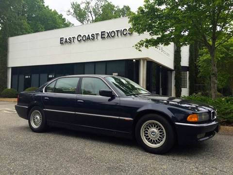 1997 bmw 7 series for sale. Black Bedroom Furniture Sets. Home Design Ideas
