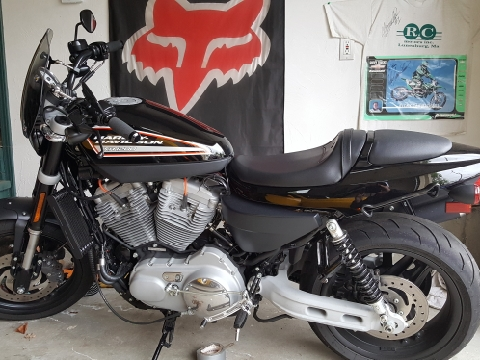 2009 Harley-Davidson Sportster for sale in Lunenburg, MA