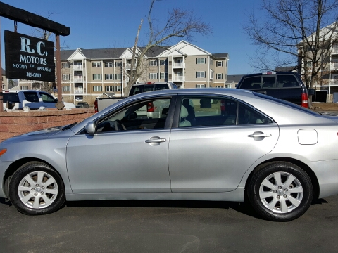 2007 Toyota Camry for sale in Lunenburg, MA