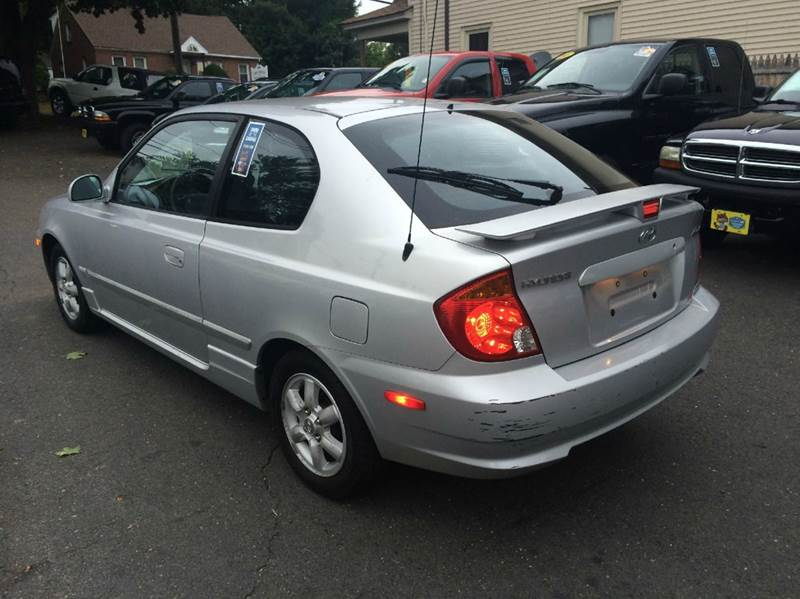 2004 hyundai accent gt 2dr hatchback in agawam ma falcor. Black Bedroom Furniture Sets. Home Design Ideas