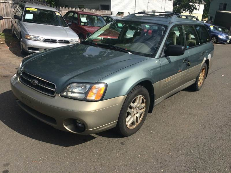 2000 subaru outback awd 4dr wagon in agawam ma falcor. Black Bedroom Furniture Sets. Home Design Ideas