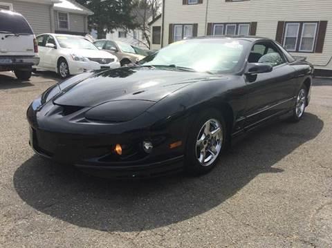 2000 Pontiac Firebird for sale in Agawam, MA