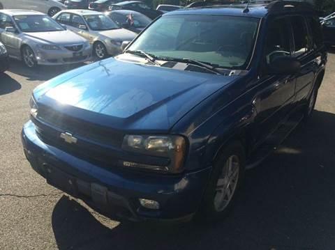 2005 Chevrolet TrailBlazer EXT for sale in Agawam, MA