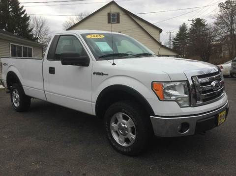 2009 ford f 150 for sale in agawam ma - White 2005 Ford F150 Lifted