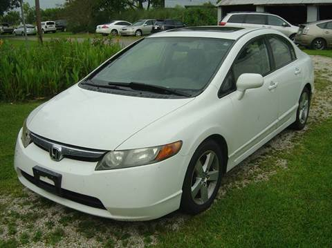 2007 Honda Civic for sale in Beaumont, TX