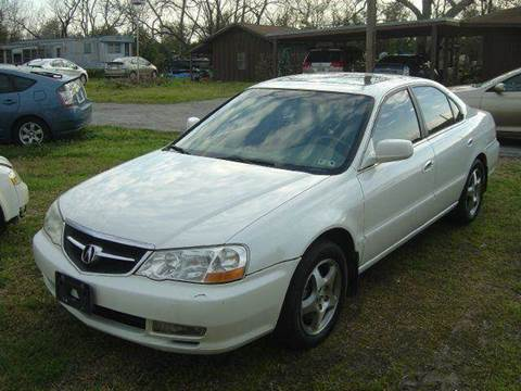 2003 Acura TL for sale in Beaumont, TX