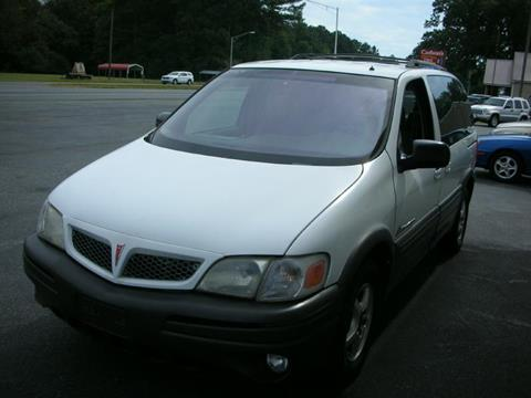 2001 Pontiac Montana for sale in New Church, VA