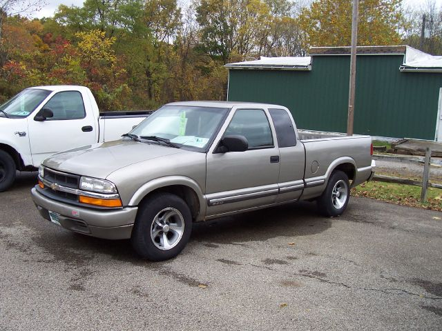 2001 Chevrolet S-10