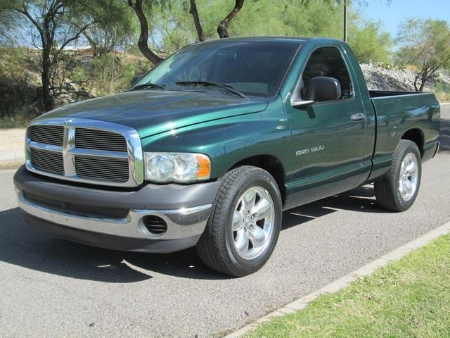 2002 DODGE RAM 1500 green at noble motors we realize that you have lots of choices when purchasing