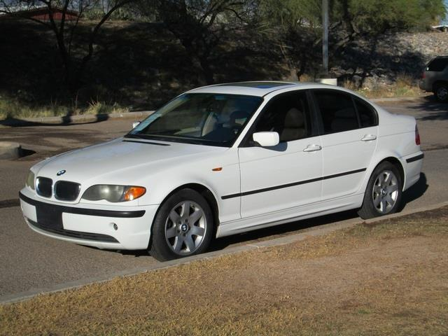 2004 BMW 3 SERIES 325I SEDAN white at noble motors we realize that you have lots of choices when p