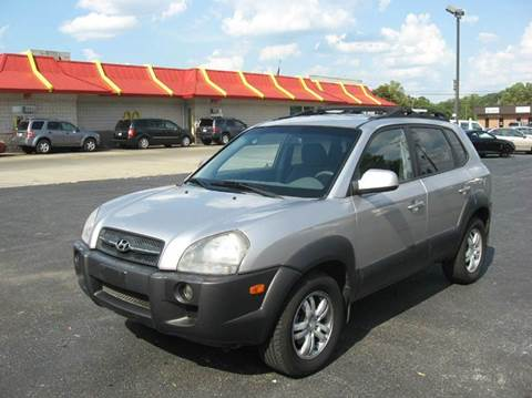 2006 Hyundai Tucson for sale in Somerset, KY